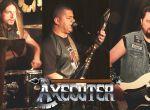 Axecuter: Entrevista em vídeo para o Rock Com Vina no estúdio