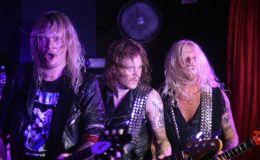 Ambush: Metal tradicional e muita energia marcam show dos suecos em BH!