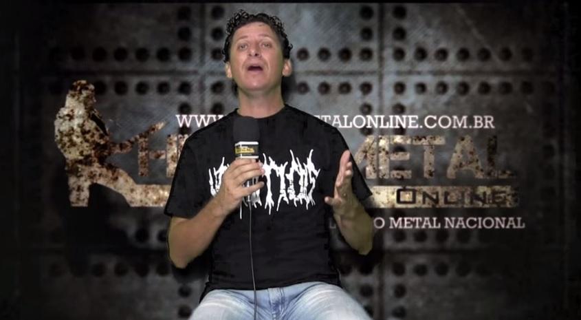 Assista a última edição do Heavy Metal Online!!