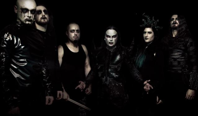 "Cradle Of Filth: lança novo clipe, ""Right Wing Of The Garden Triptych"""