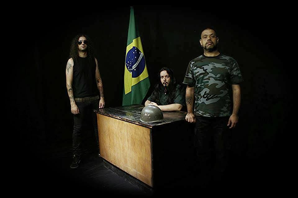 Heavy Metal Online acompanha Torture Squad na Masters of Monsters Tour!