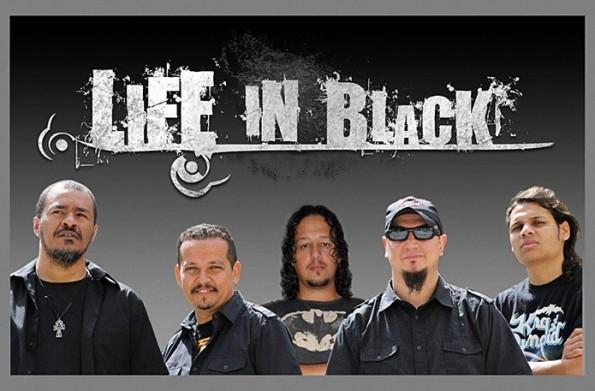 Life in Black: banda pronta para gravar o primeiro trabalho completo