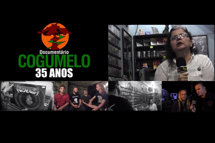 Cogumelo Records: documentário relembra história da gravadora!