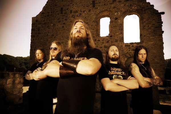 Amon Amarth: banda ainda não definiu seu novo baterista permanente