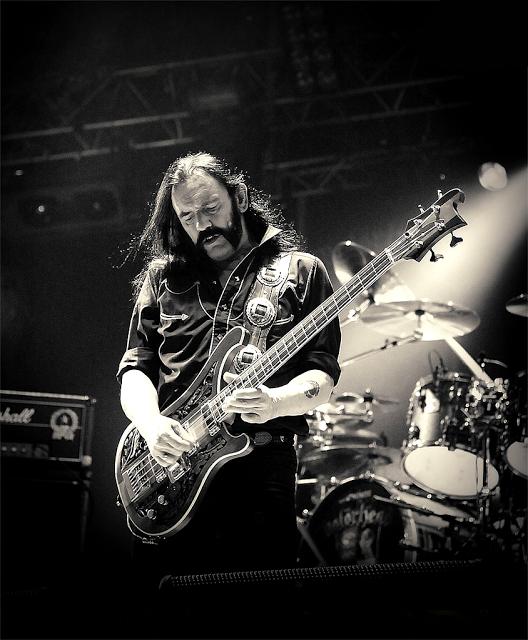 Lemmy Kilmister (Motörhead) - Live 2010 | by THE PIXELEYE // Dirk Behlau