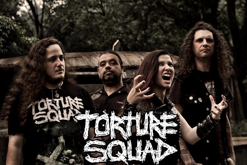 Torture Squad: show para mais de 5 mil pessoas no Rock na Praça