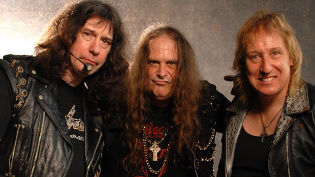 Raven: trio retorna ao Brasil para shows entre o final de Maio e início de Junho