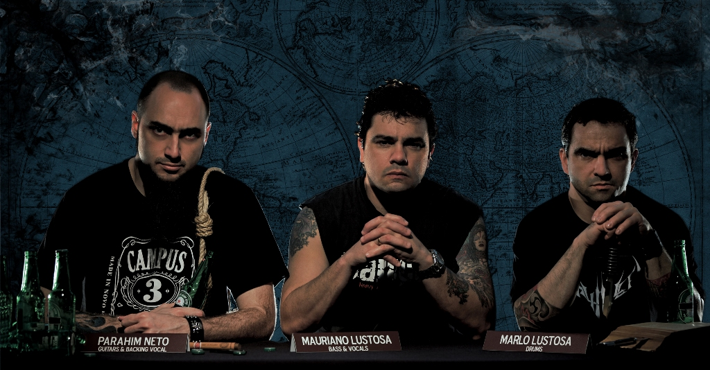 "Carniça: Relançamento de ""Rotten Flesh"" via Hunter Records"