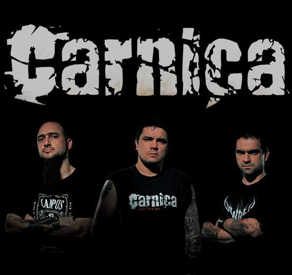 "Carniça: ""No Love, Hate And Death"" liberada para audição"