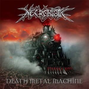 Necrobiotic – Death Metal Machine