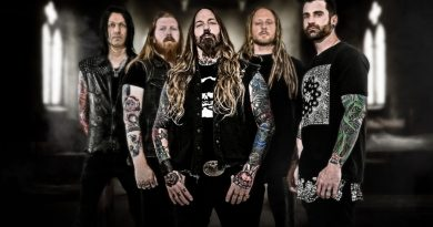 "DevilDriver: assista ao novo videoclipe, ""My Night Sky"""