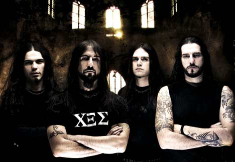 Rotting Christ: assista o lyric vídeo da música Devadevam -देवदेवं-