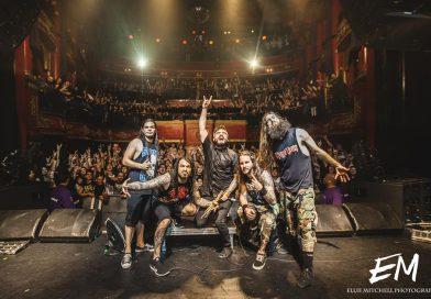 Suicide Silence convida fãs para shows na América Latina