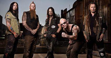 "Five Finger Death Punch: assista ao novo videoclipe, ""I Apologize"""