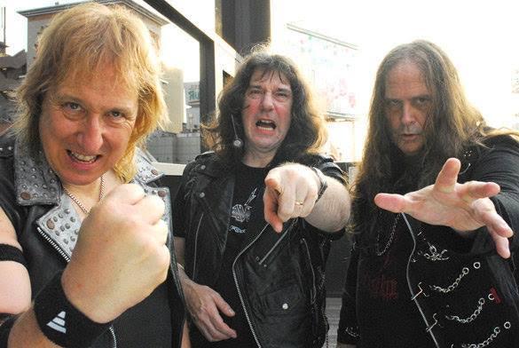 Raven faz show destruidor no Graspop Metal Meeting. No Brasil eles tocam em Agosto!