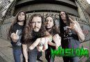 Woslom: entrevista para o programa Unimetal da Imprensa do Rock