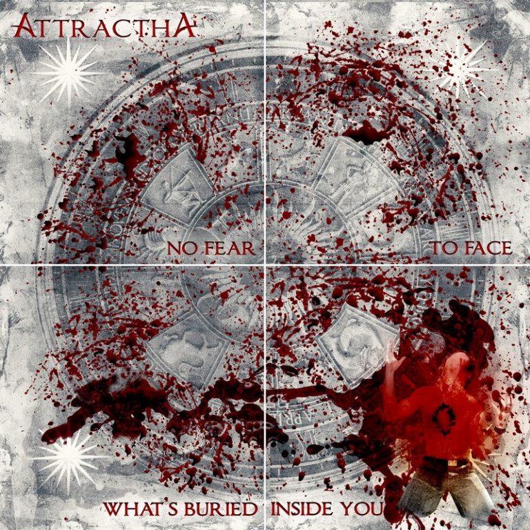 Attractha: conceito de álbum revelado em 4 capas