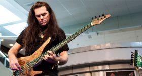 """Magnus Rosén: """"Estou de volta aos palcos de Metal e realmente gostaria de fazer o melhor que eu puder"""""""