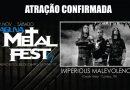 """Imperious Malevolence: confirmado como headliner do """"Laguna Metal Fest VI"""""""
