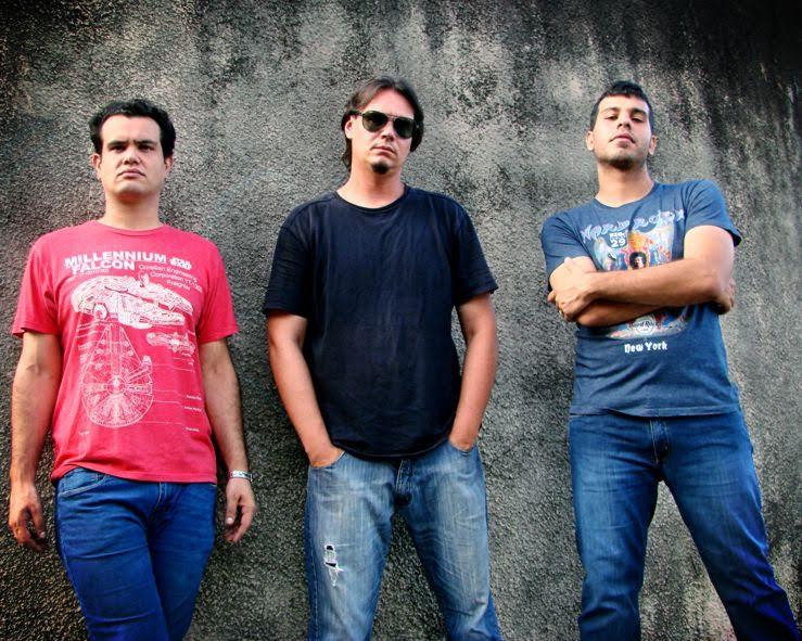"""Imagery: ouça """"End Of The Line"""", novo single do power-trio progressivo"""