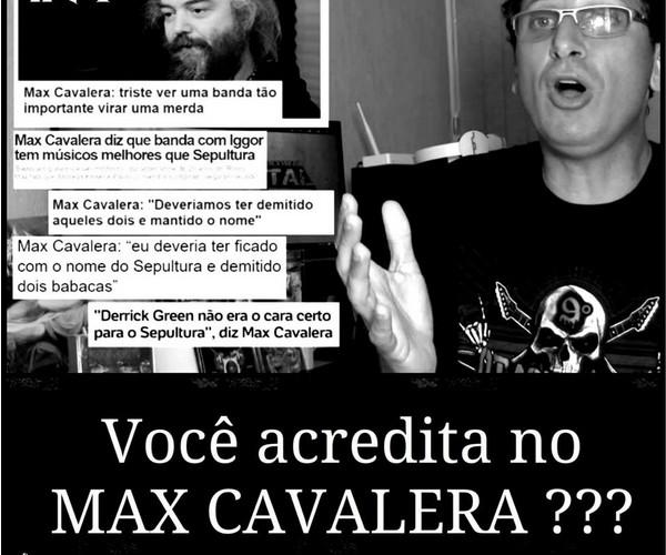 Você acredita no Max Cavalera? | HMOL #71 |