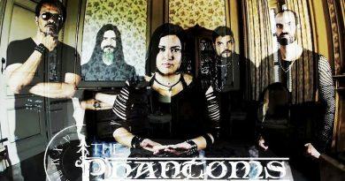 "The Phantoms of the Midnight: banda libera clipe da música ""Nightmare"""