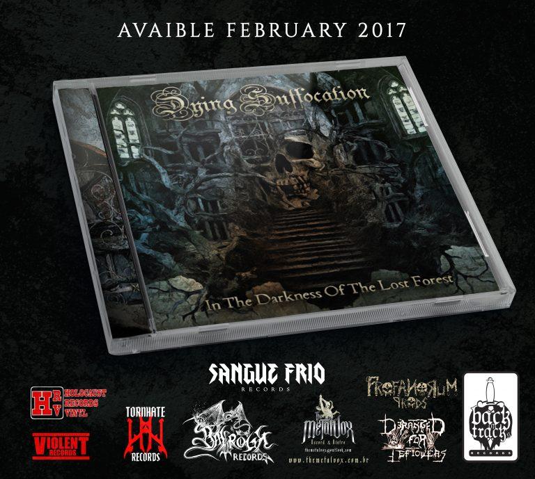 Dying Suffocation: saiba onde você poderá encontrar o novo álbum da banda