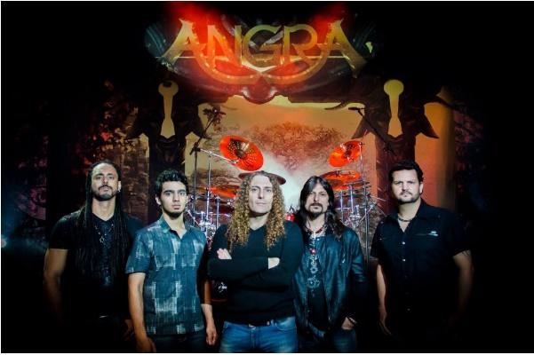 Angra: ingressos à venda para show comemorativo em Osasco