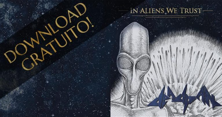 "Deadpan: Baixe agora! Banda disponibiliza ""In Aliens We Trust"" para download"