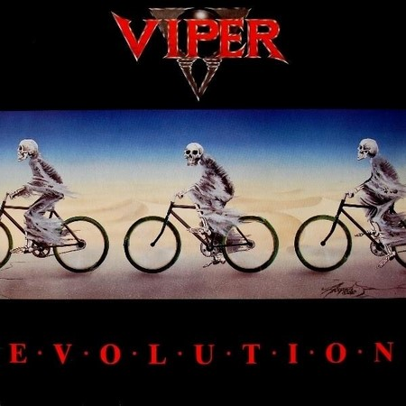 "Viper lança ""Evolution"" remasterizado na Woodstock Discos neste sábado"