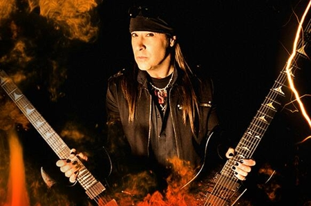 David Shankle: guitarrista executará na integra o álbum The Triumph Of Steel