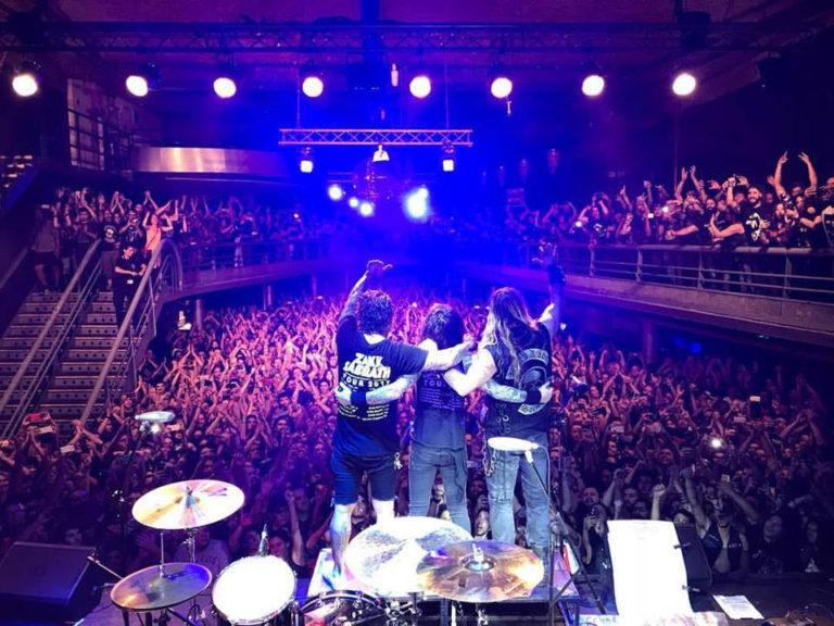 Zakk Sabbath inicia série de cinco shows pelo Brasil. Saiba mais!
