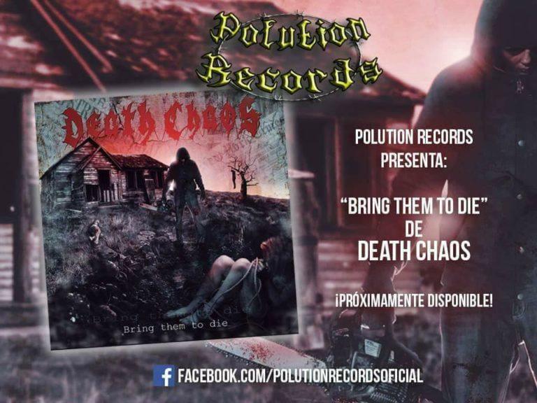 Death Chaos: novo álbum será prensado e distribuído na Argentina