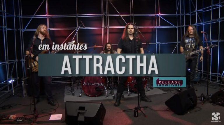 Attractha: confira apresentação no Release Showlivre