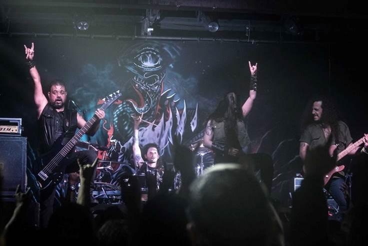 Torture Squad: em eventos gratuitos no mês mundial do Rock