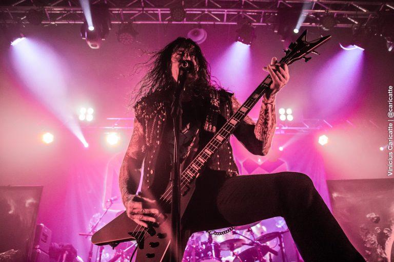 """Destruction em BH: """"Thrash alemão de primeira no berço do Metal brasileiro!"""""""