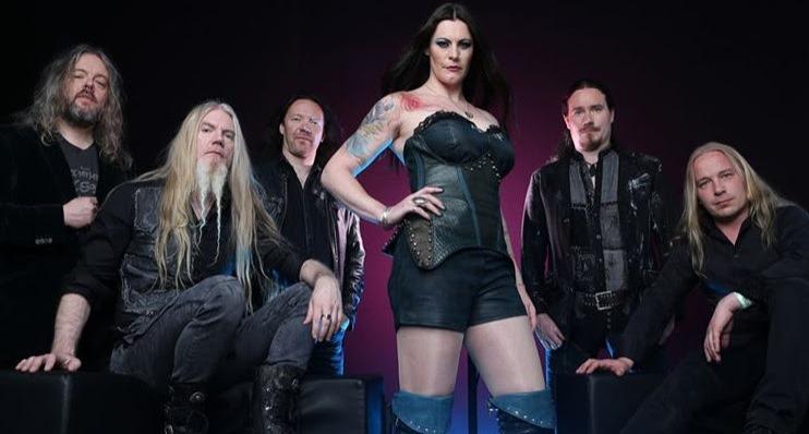 Nightwish inicia importante tour pela América Latina com show sold out no Brasil