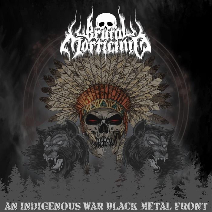 "Brutal Morticínio lança álbum ""An Indigenous War Black Metal Front"""
