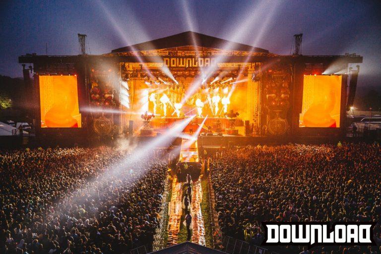 Mais banda anunciadas no Download Festival 2019.
