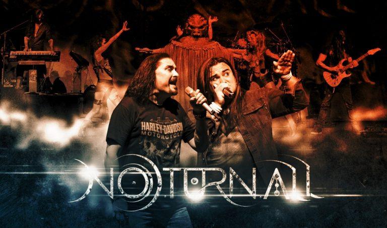 """Noturnall lança videoclipe de """"Hey!"""" com participação de James Labrie do Dream Theater"""