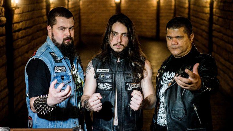 Axecuter: banda busca parcerias para o lançamento do novo álbum