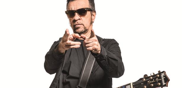"""Camisa de Vênus: Assista Marcelo Nova em entrevista ao """"Rock Cast"""" da Kiss FM"""