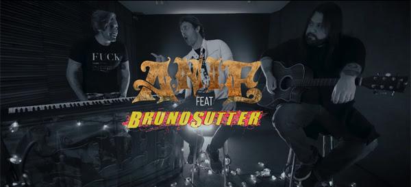 """ANIE lança videoclipe com Bruno Sutter para versão de """"Eagle Fly Free"""" do Helloween"""
