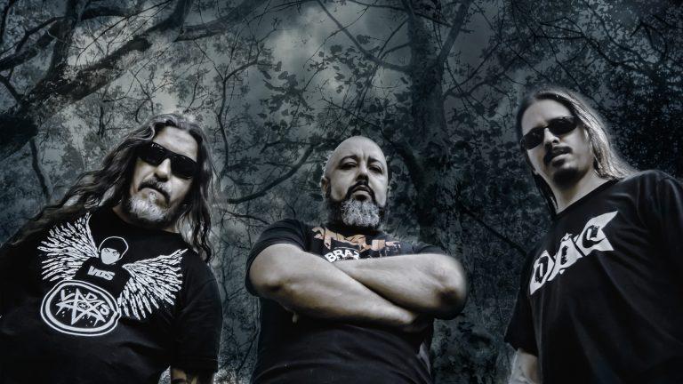 Andralls: 'Bleeding For Thrash' será lançado na Europa