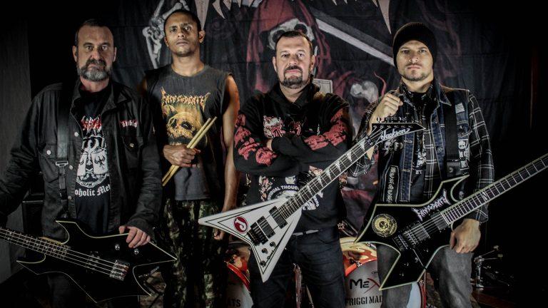 Faces of Death lança clipe de versão para 'Black Magic' do Slayer