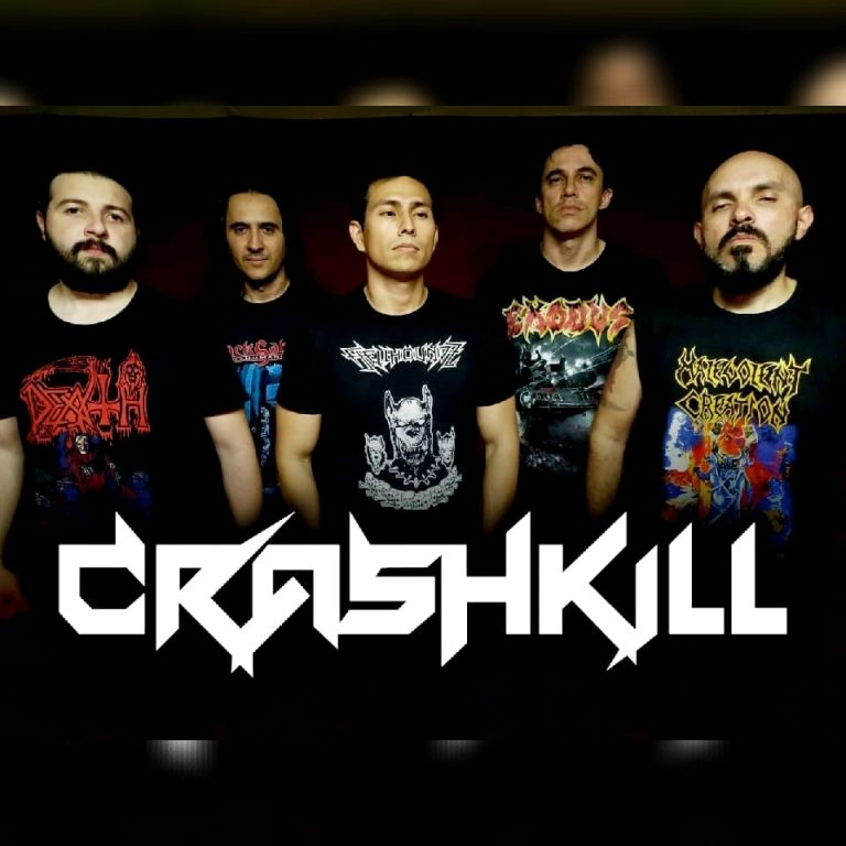 Crashkill: confira resenha para 'Consumed by Biomechanics' em Metal no Papel