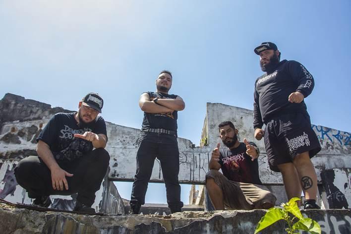 Infector Cell: escute entrevista concedida ao programa Metal com Batata