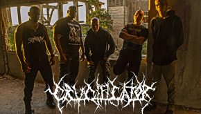 CRUCIFICATOR: entrevista exclusiva para o Heavy Metal On Line.