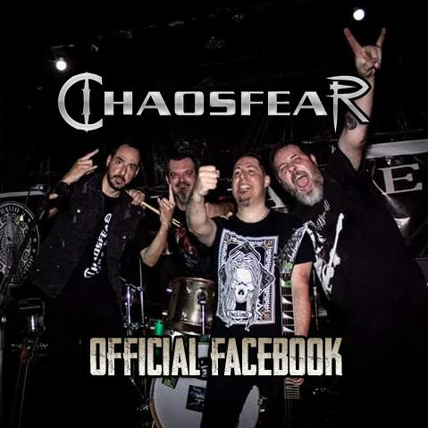 CHAOSFEAR divulga primeiro single oficial de novo álbum!